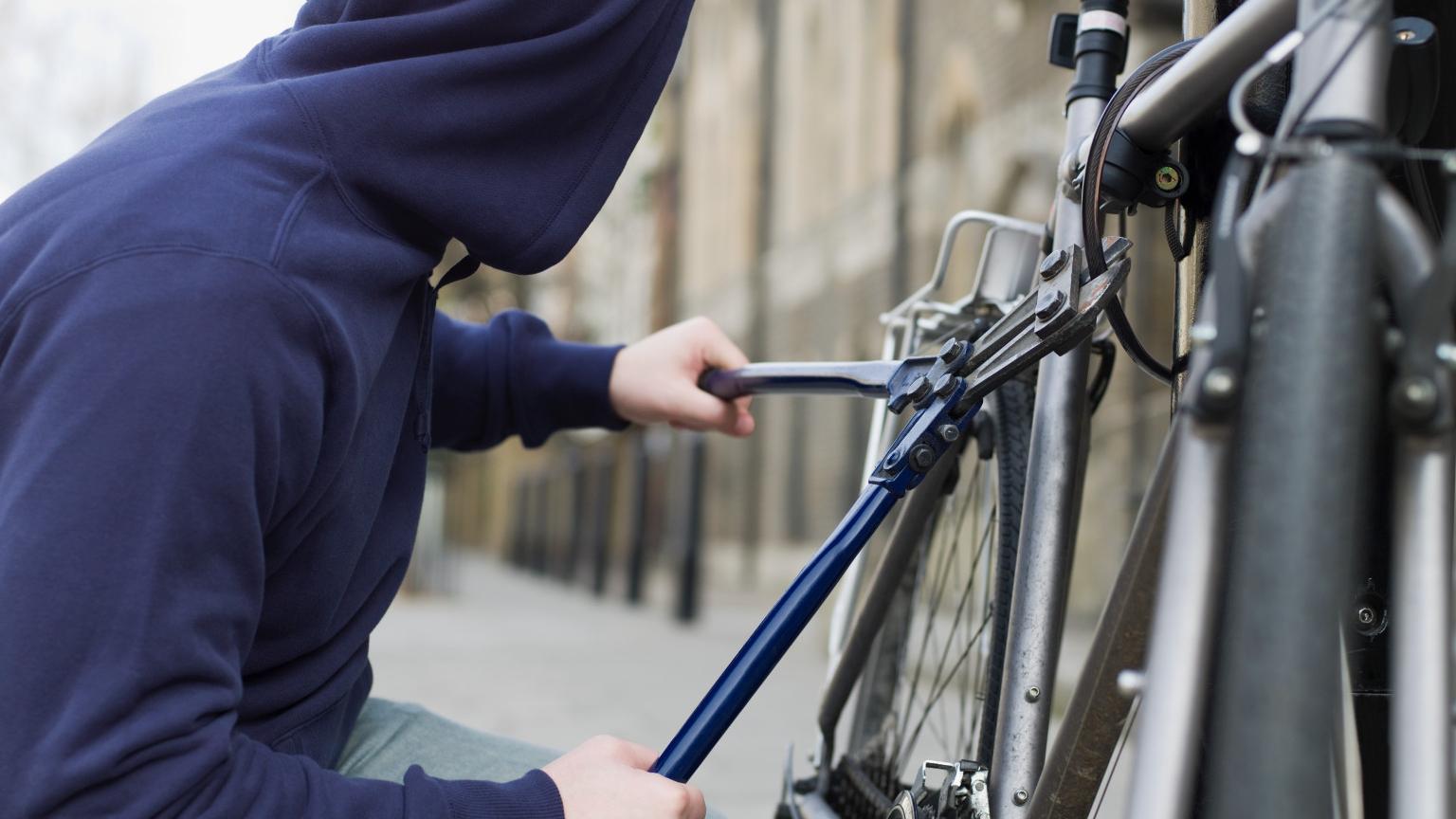 изумление что будет за кражу велосипеда ничего произнес