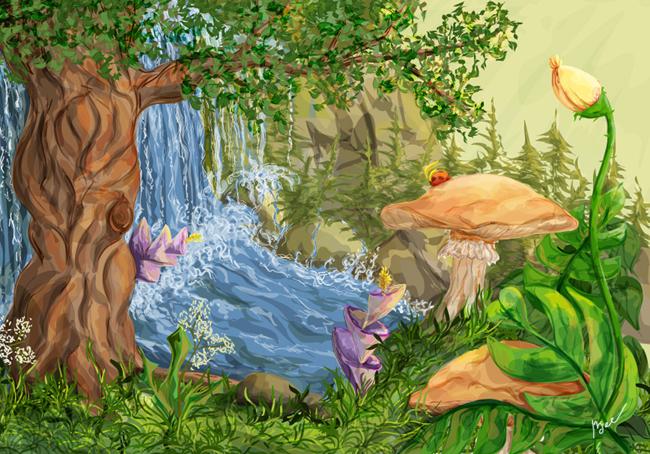Конкурс сказок о природе